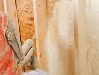 foam insulation benefits for Oklahoma homes
